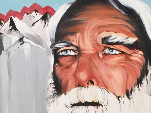 OLD MAN, TORINO